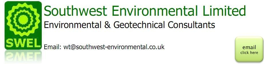 geo environmental consultants covering plymouth exeter taunton bristol bath